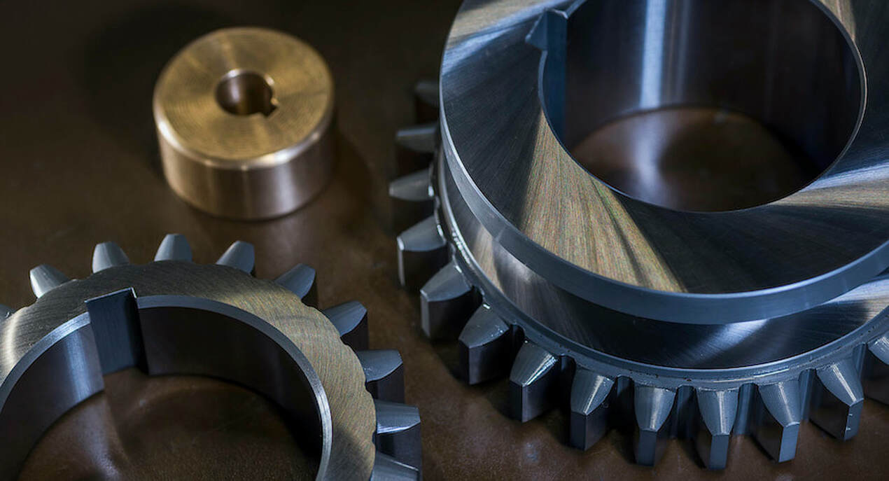 Gears cut by our experienced engineers
